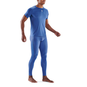 Skins Series-3 SS Top Men, blauw